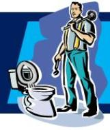 unclog toilet sinks sewer outside drains high pressure water jetting